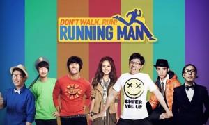 Running Man 357