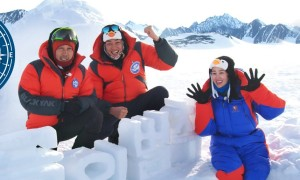 Law of the Jungle in Antarctica (2018)